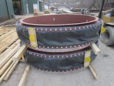 Multifab Inc. Typical Round Fabric Expansion Joint