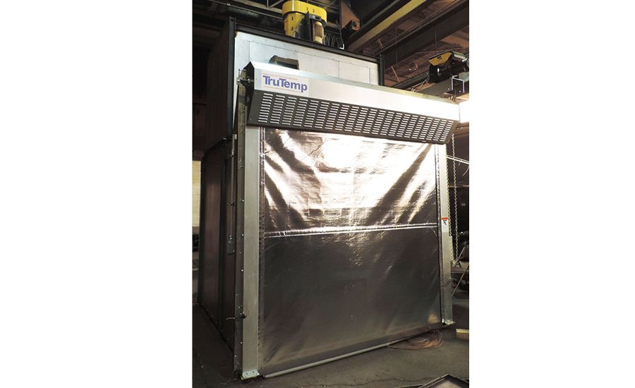 ITS Composite Curing Oven