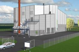 Biomass Power Plant to Bioenergeticheskaya Kompaniya