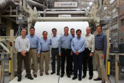 Metso Valmet Tissue Line Successfully Started Up at Fabrica De Papel San Francisco in Mexico