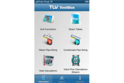 Engineering App Offers Steam Solutions TLV