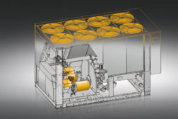 Chillers with Free Cooling Function Offer Efficiency