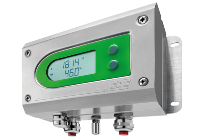 Humidity, Temperature Transmitter Conforms to ATEX Directive