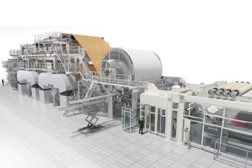 First Quality Tissue Orders Second Valmet Line
