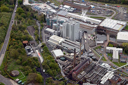 Biomass Boiler and Flue Gas Treatment for CHP Plant Help Papermaker Cut Emissions