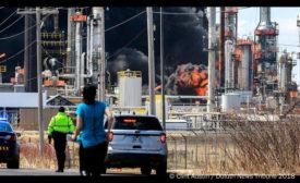 Duluth News Tribune Husky Energy refinery explosion