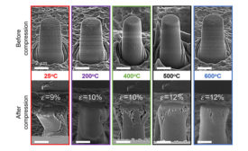 Flash-Sintered Ceramics Better Withstand Compressive Forces, Say Researchers