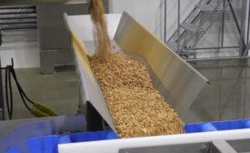Buhler Aeroglide news food pathogen validation service in industrial dryer for almonds