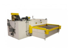 Preheating Oven with Air Bypass System Heads to Automotive Suppler davron