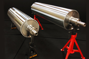 Hot and Cold Thermal-Transfer Rollers