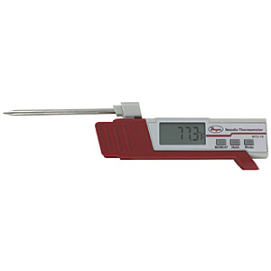 Dwyer retractable needle thermometer