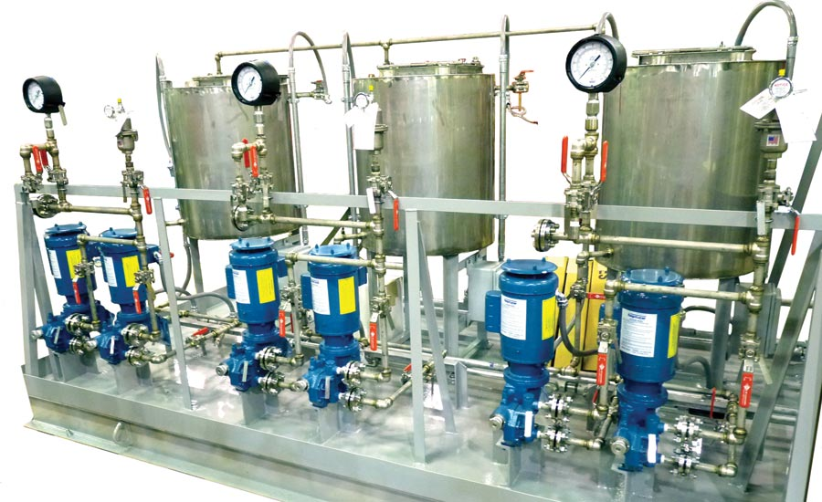 Improving Water Treatment In Boiler Applications 2017 04
