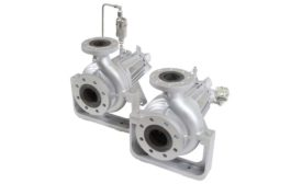 Pumps for Transfer of Hot Oil and Hot Water