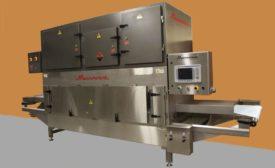 Post-Baking Dryers Utilize Radio Frequency Energy