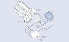 Dosing Systems and Exhaust Gas Scrubbing Components for SCR Systems