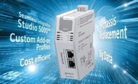 Ethernet/IP Linking Device Integrates PLCs and Modbus TCP