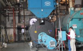 Monitoring Boiler Performance