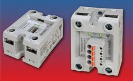 Two-Pole Solid-State Relays Handle Resistive Load Switching