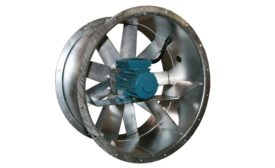 Corrosion-Resistant Fans for Off-shore Applications