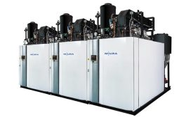 Low and High Pressure Steam Boilers