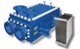 Plate Heat Exchangers for Oil, Gas Production