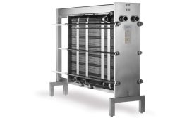Gasketed Plate Heat Exchanger for Hygienic Applications
