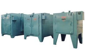 Electric Ovens Handle Annealing, Aging, Drying, Curing, Soldering and More