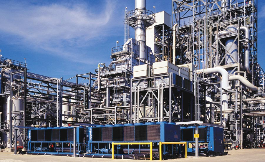 Petrochemical and refinery facilities