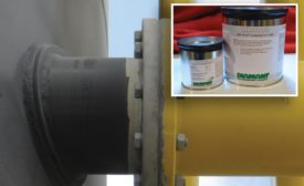 On-Site Repair Product for High Load Bearing Process Equipment and Structures
