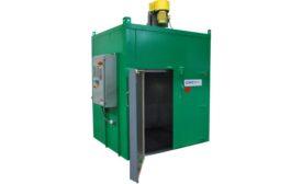 Oven Used for Heating Wheel Resonators