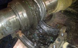 fan bearing failure