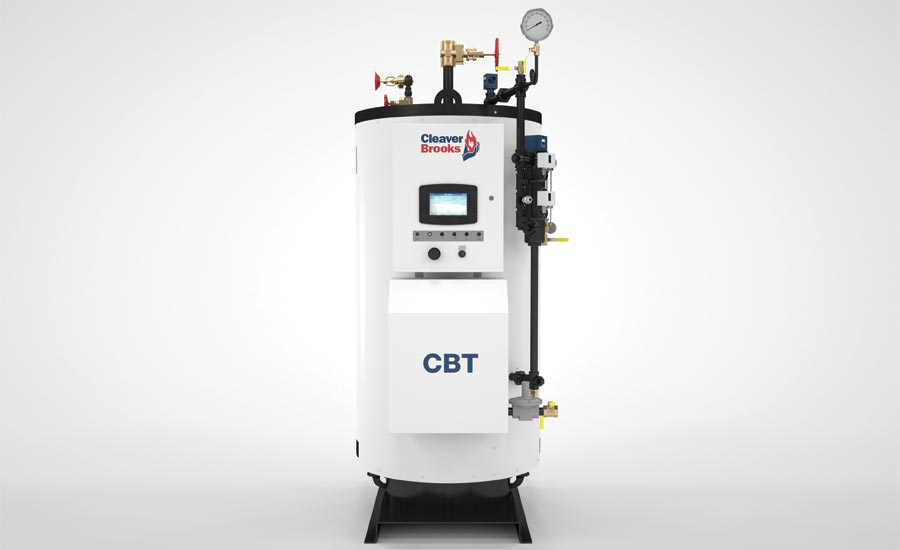 Compact, Tubeless Boiler for High Makeup Water Applications