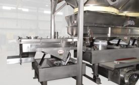 Single System Dries, Cools and Screens Agglomerated Sugar