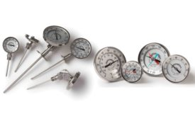 Bimetal Thermometers Offered in 3 Connection Assemblies