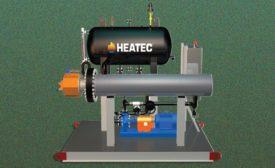 Electric Circulation Heaters Provide Closed-Loop Heating via Thermal Fluids