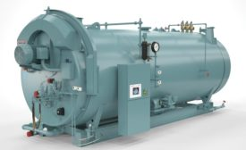 Boiler Offers Superior Combustion Along With Extended Surface Tubes