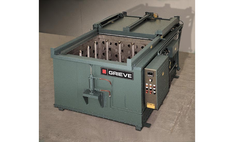 Top-Loading Oven Used for Drying