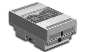 Thermoelectric Air Conditioner with Universal Input