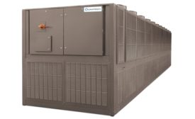 Air-Cooled Variable-Speed Screw Chillers to 360 tons
