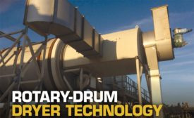 Rotary-Drum Dryer Technology May Aid Large-Scale Biocoal Production