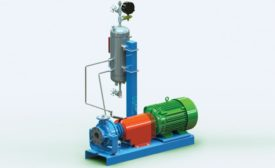Tandem Seal Option for High Temperature, Air-Cooled Pumps