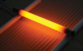 High temperature heating for thermodynamic applications from Hotset America.