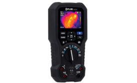 Thermal imaging digital multimeter from Flir.