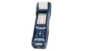 Hand-Held Industrial Combustion Gas and Emissions Analyzer