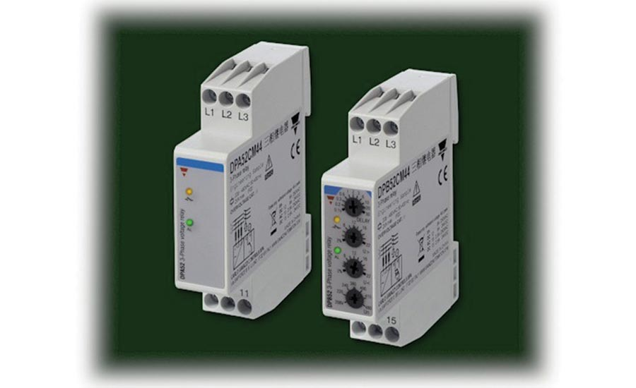 Phase-Monitoring Relays