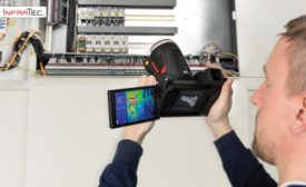 Infrared Thermography Camera