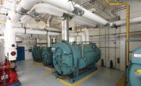 Increase boiler efficiency