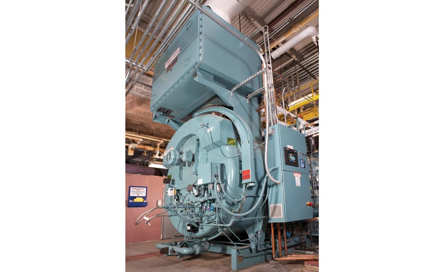 Efficiency Benefits of a Boiler System Upgrade | 2018-01-12 ...