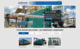 Fremont, Calif.-based Nationwide Boiler Inc. launched a redesigned website at www.nationwideboiler.com.