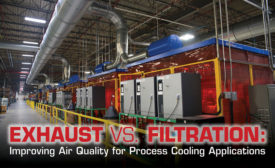 Exhaust vs. Filtration